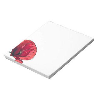 Poppy Notepad
