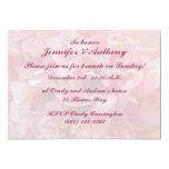 Poppy Petals Brunch Personalized Invitation