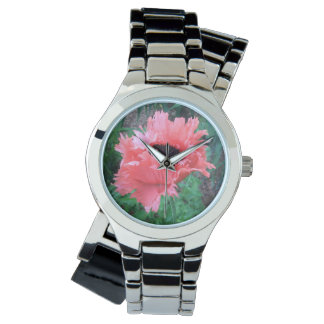 "POPPY ""Pink Ruffles"" - Watch"