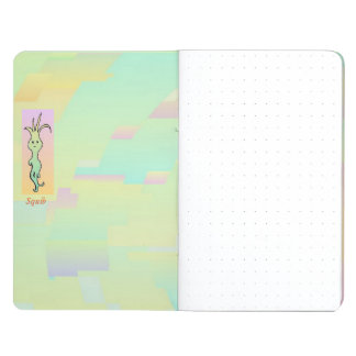 Poppy Pocket Journal with Unique Design Inners