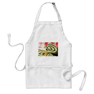 Poppy roll standard apron
