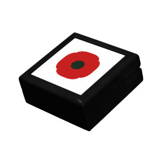 Poppy Small Square Gift Box