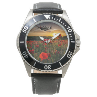 Poppy Spitfire Watches