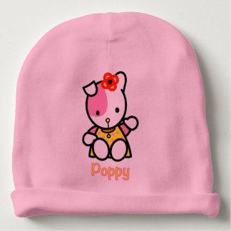 Poppy the puppy beanie hat baby beanie
