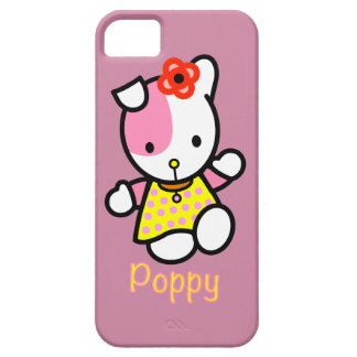 Poppy the puppy iPhone 5 covers