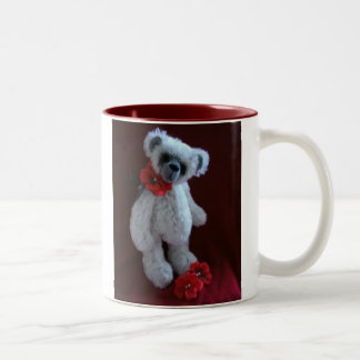 Poppy Two-Tone Coffee Mug