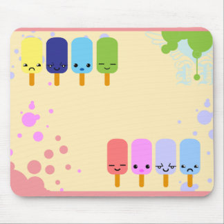 Popsicle Mouse Mat