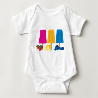 Popsicles Baby Bodysuit