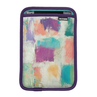 Popsicles II Stone Abstract Print | Mike Schick iPad Mini Sleeve