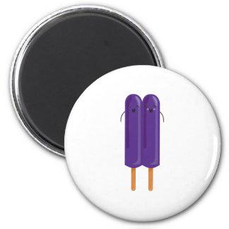 Popsicles Magnet