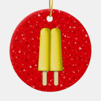 Popsicles - SRF Christmas Ornament