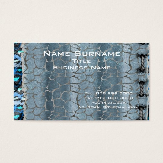 Popular Abstract grey Business Card