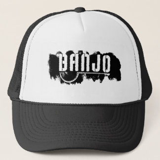 Popular Banjo Trucker Hat