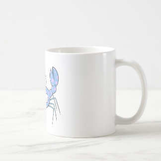 Popular Blue Crabby Crab Unique Cute Gift Present Coffee Mug