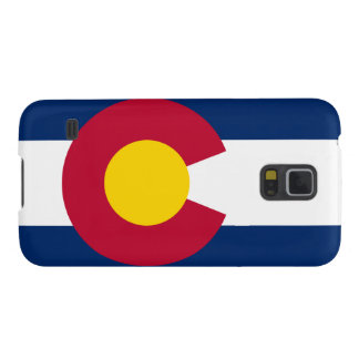 Popular Colorado Flag Galaxy S5 Cover