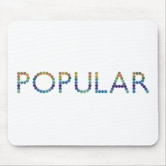 Popular Mouse Pad