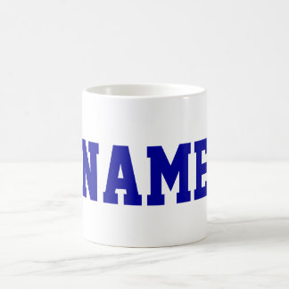 Popular Personalized Name Mug Gift for Dad Boy Man