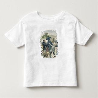 Popular protest against Joseph Reinach Toddler T-Shirt