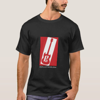 Population 5 T-shirt - Customized