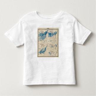 Population United States census 2 Toddler T-Shirt
