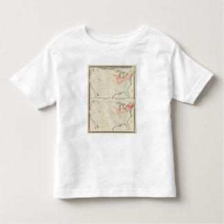 Population United States census Toddler T-Shirt