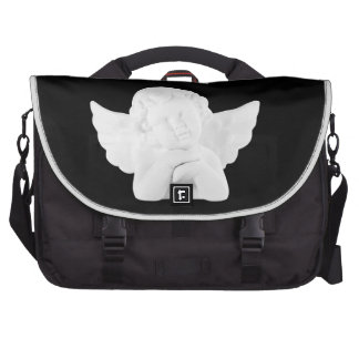Porcelain Cupid Laptop Bag