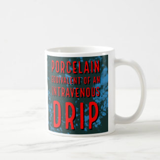 PORCELAIN ... DRIP COFFEE MUG