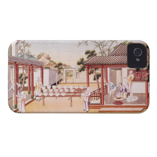 Porcelain Making (w/c on paper) Case-Mate iPhone 4 Cases