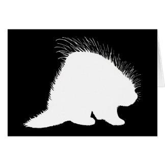 Porcupine Card