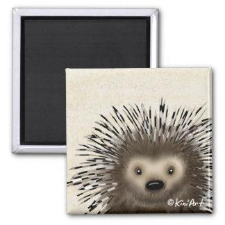 Porcupine Square Magnet