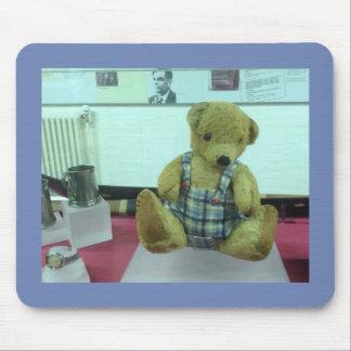 Porgy, Alan Turing's teddy bear Mouse Mat