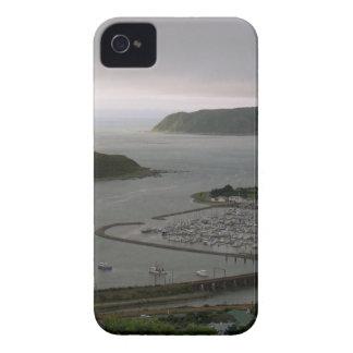 Porirua New Zealand Harbour Entrance iPhone 4 Cases