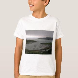 Porirua New Zealand Harbour Entrance T-Shirt