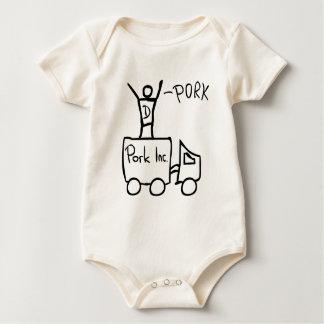Pork! Baby Bodysuit