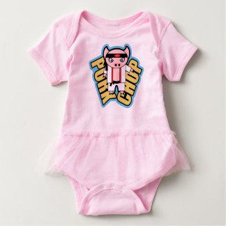 Pork Chop Baby Bodysuit