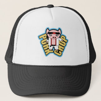 Pork Chop Trucker Hat