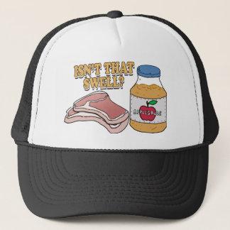 Pork Chops and Applesauce 1971 Trucker Hat