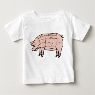 Pork Cuts Baby T-Shirt