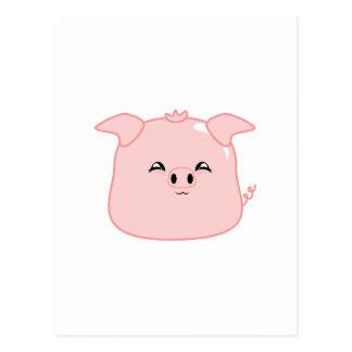 Pork Dumpling Postcard