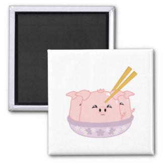 Pork Dumplings Refrigerator Magnets