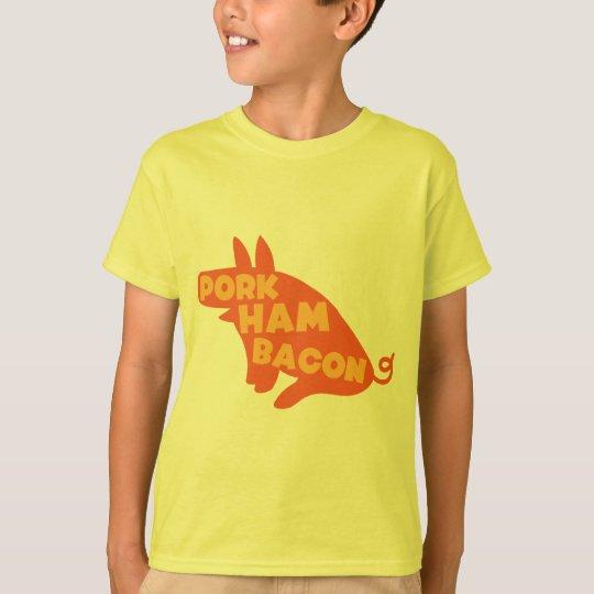 pork ham bacon T-Shirt
