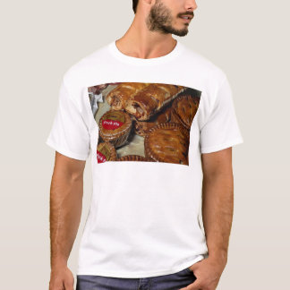 Pork pies and sausage rolls T-Shirt