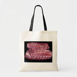 Pork Ribs Canvas Bags