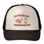 porkchops & applesauce