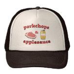 porkchops & applesauce cap