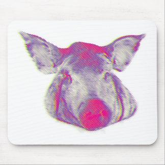 porkhead_ipad mouse pad