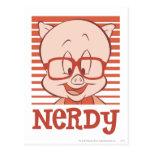 Porky - Nerdy Postcard