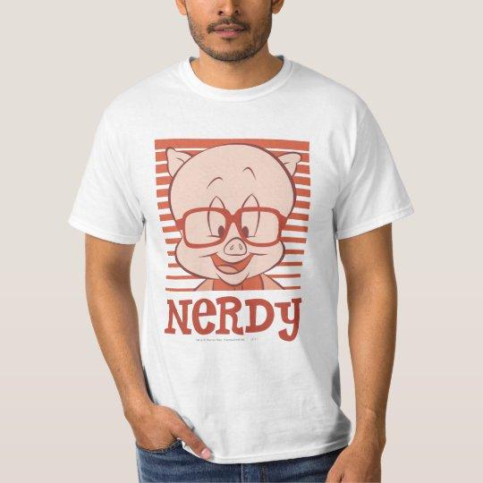 Porky - Nerdy T-Shirt