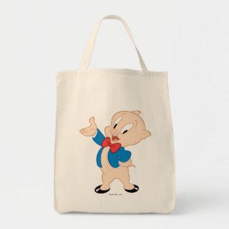 Porky Pig | Classic Pose Tote Bag