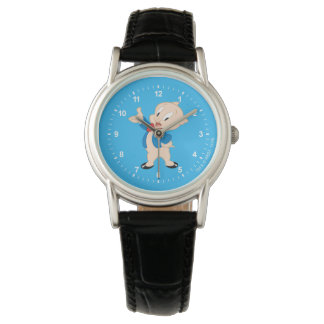 Porky Pig | Classic Pose Wristwatches